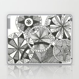 Wheels of Life Laptop & iPad Skin