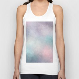 Dreaming in Pastels Unisex Tank Top