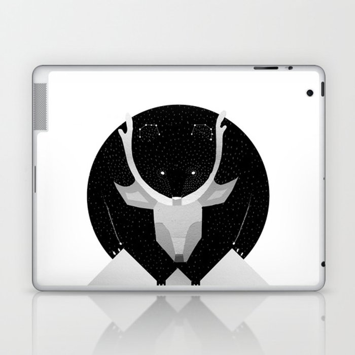 Find the Great Bear Laptop & iPad Skin