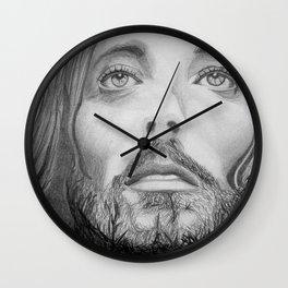 Jesus of Nazareth Wall Clock