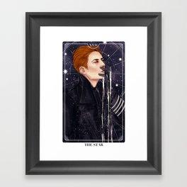 The Stars: General Hux Framed Art Print