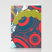 dragon ball Stationery Cards featuring ball by echo3005