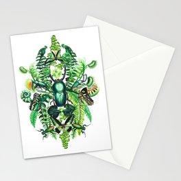Malachite Stationery Cards
