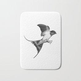 Bird in Flight Bath Mat