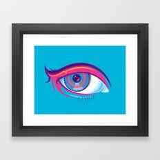A Stalking Device Framed Art Print