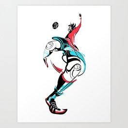 Mionel Lessi Art Print
