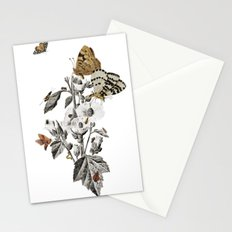 Insect Toile Stationery Cards