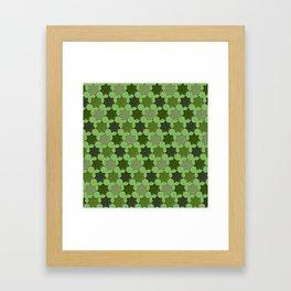 Geometrix 162 Framed Art Print