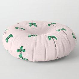 Miami Palms Floor Pillow