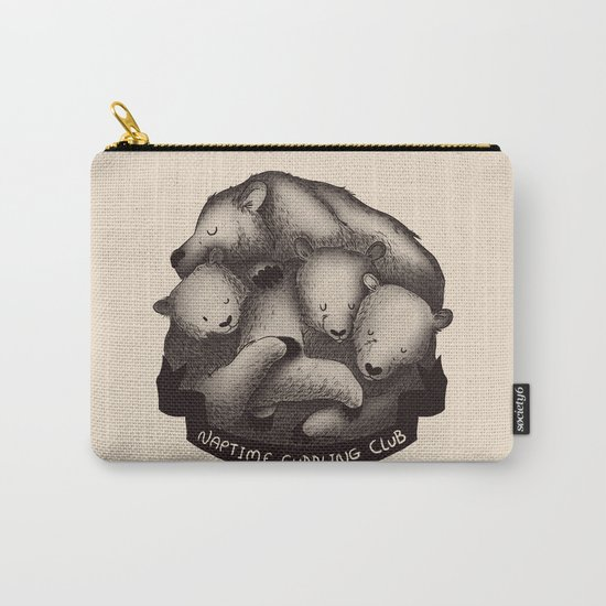 Naptime Cuddle Club Carry-All Pouch