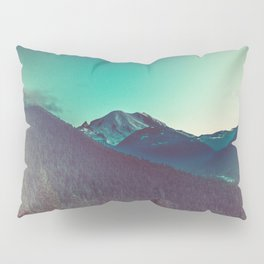 Mt. Olympus in Olympic National Park Pillow Sham