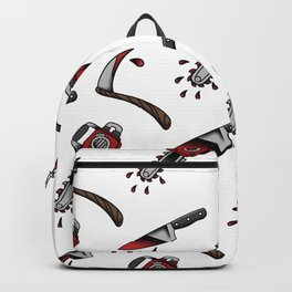 weapons flash sheet Backpack