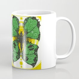 Comfort in the Final Flutter Coffee Mug