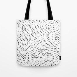 storm | white Tote Bag