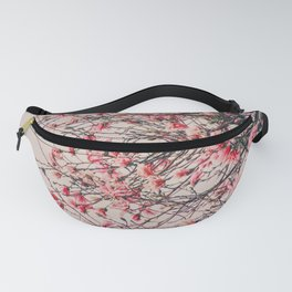 Magnolia Blooms Fanny Pack