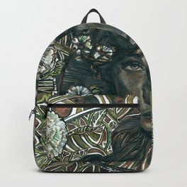 Wood Forest Maiden Backpack
