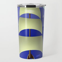 May against the Tide - shoes stories Travel Mug
