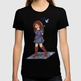 Merida as Link T-shirt