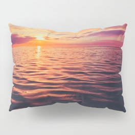 Maldivian sunset 3 Pillow Sham