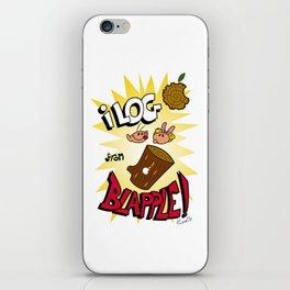 iLOG iPhone Skin