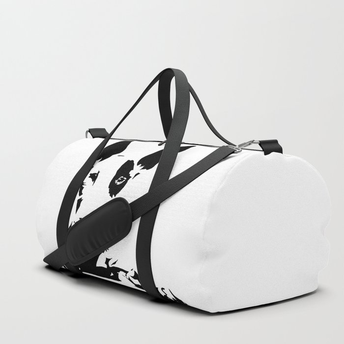 BULL TERRIER GIFTS Duffle Bag