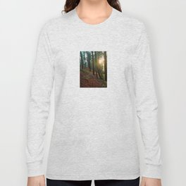 Talking To The Trees Long Sleeve T-shirt