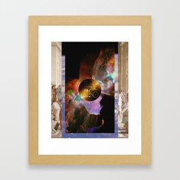 us Framed Art Print