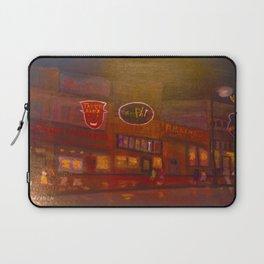 Evening on Beale Street Laptop Sleeve