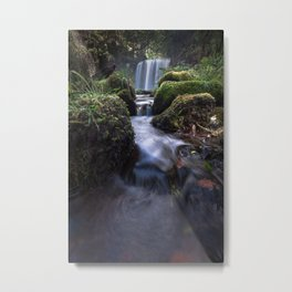 Sgwd yr Eira waterfalls Metal Print