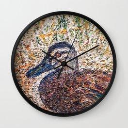 Mr. Mallard Wall Clock