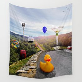 Roadside Attractions Wall Tapestry