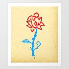 - spring feeling : my love - Art Print