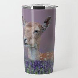 Fallow Deer Travel Mug