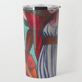 Wild Boadicea Appears Travel Mug