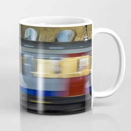 All Go At The London Underground Coffee Mug