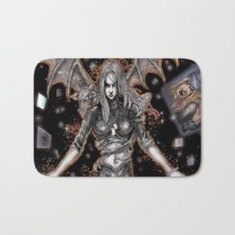 The Tales of Bloody Mary #5 Bath Mat