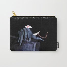 The hidden Monster in the closet Carry-All Pouch