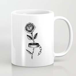 rose chain Coffee Mug