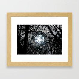 Kam Framed Art Print