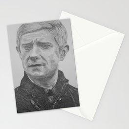John Watson Pencil Stationery Cards
