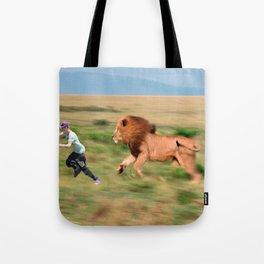 Run jb run Tote Bag