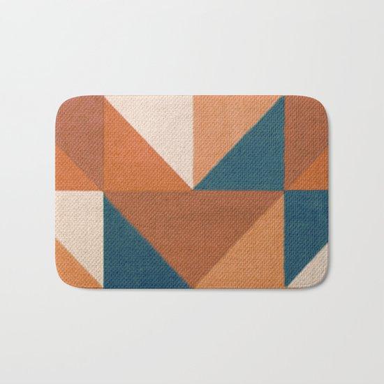 Trigonale 5 Bath Mat