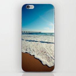 Hermosa Beach Pier iPhone Skin