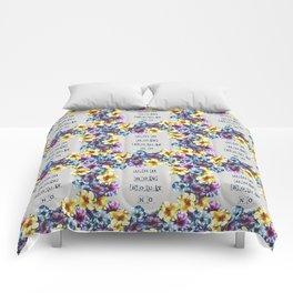 BALI0 BLUE pat.0 Comforters