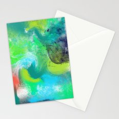 Abstrait Stationery Cards
