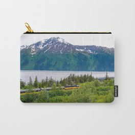 Alaska Passenger Train - Bird Point Carry-All Pouch