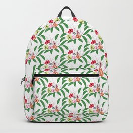 Orchid pattern 4 Backpack