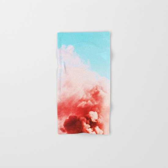 Candy Smoke #society6 #decor #buyart Hand & Bath Towel