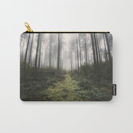 Unknown Road - landscape photography Carry-All Pouch