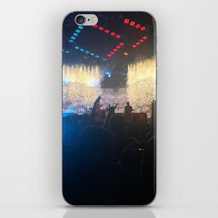 Blink 182 Concert iPhone Skin